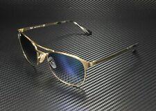 RAY BAN Signet RB3429M 001 3F Gold Gradient Blue 55 mm Men's Sunglasses
