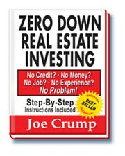 Zero Down Real Estate Investing(PDF format)