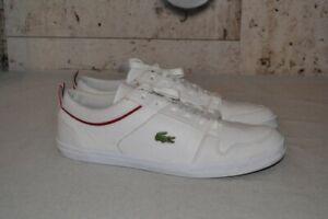 """LACOSTE"" Leder Sneakers Gr. UK9,5 / EU44"