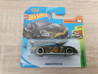 2020 Hot Wheels Porsche 911 GT3 RS - 1:64 1/64 HW Exotics 4/10 Black