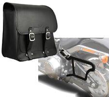 Buffalo Bag Satteltasche 20 Liter + Halter HD Harley Davidson Softail (2018-)