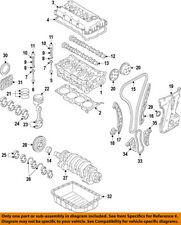 KIA OEM 12-16 Sorento Engine Oil Pump-Chain Tensioner 244702G350