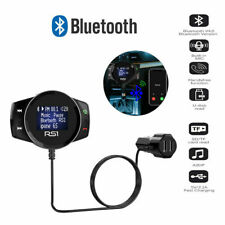 Handsfree Bluetooth FM Transmitter Wireless Radio Adapter Car Kit Mp3 Player USB