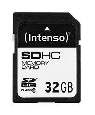 Intenso 32GB SDHC Karte - (3403480)