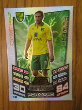 Match Attax 2012/13 - MOTM card - Grant Holt of Norwich Cty