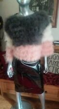 TOPSHOP feather jumper M 10 12 14