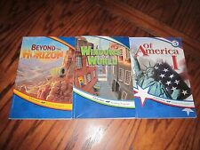 Abeka 5th Grade Reading Readers Set Current Editions