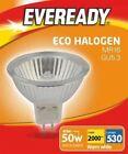 Ampoule halogène MR16 GU5.3 40W = 50W 12V 50mm Eveready