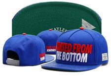 New Hip Hop Men's CAYLER Sons Hat adjustable Baseball Snapback Blue Street cap