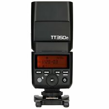 Hot Godox TT350F 2.4G HSS 1/8000s TTL Flash Speedlite for Fuji Mirrorless Camera