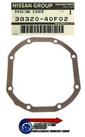 Genuine Nissan R200 Diff Cover Gasket - For S14 S14a S15 200SX SILVIA SR20DET