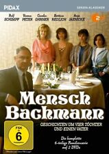 Mensch Bachmann * DVD komplette 6-teilige Familienserie Pidax Neu