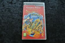 Geronimo Stilton Return To The Kingdom Of Fantasy Sony PSP Promo