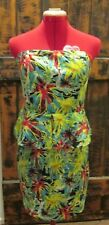 """PORTMANS"" LADIES STRAPLESS PEPLUM MINI DRESS *NEW WITH TAGS*RRP $119.95 SIZE 10"