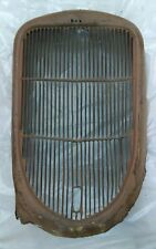 Original 1935 Ford Truck Grille Grill Shell Hot Rat Rod V8 Flathead