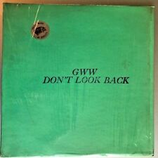 BOB DYLAN  GWW Don't Look Back TRADE MARK OF QUALITY Excellent++