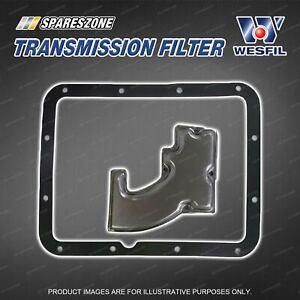 Wesfil Transmission Filter for Jaguar XJ6 SOVEREIGN SERIES 2 3 4.2L 5.4L 6Cyl