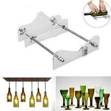 New Glass Bottle Cutter Kit Beer Wine Jar DIY Cutting Machine Craft Recycle Tool