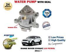 para Range Rover Evoque 2.0 Gasolina 2011- > Bomba de Agua NUEVA CON JUNTA