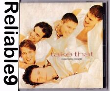 Take That - Everything changes CD Signature disc ed- 1993 BMG- Made in Australia