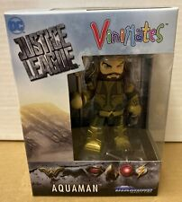 Justice League Aquaman ViniMate Vinyl Figure 2017 Diamond Select Toys No Resv