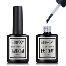 Elite99 Large 15ml Base Coat Xl 50% Bigger Soak Off UV LED Gel Nail Polish 1Pc