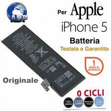 Batteria ricambio per Apple iPhone 5 1440 mAh Più Tool Torx smontaggio Originale