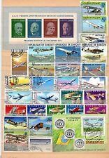 Kleine Sammlung Luftfahrtmotive ( 33088 )
