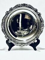 Stunning Vintage Victorian Style International English Silver Plated Bowl
