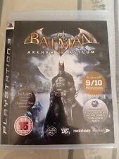 BATMAN ARKHAM ASYLUM Playstation 3 PAL - PS3