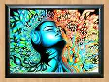 PSYCHEDELIC Trippy Funky Mushrooms Audio Video Visulization A4 Photo Print 18