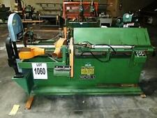 Nichols Cleat Machine W/ Custom Band Saw Attachment (Woodworking Machinery)