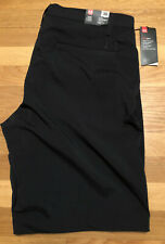 Under Armour Men's Golf Shorts Heat Gear 1272355 Black 001 Size 36