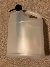 One Gallon Jug With Pump for Sanitizers and Disinfectants and many other liquids
