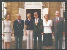Belgique 1999 2857 BL 82 ** non dentelé Mariage Philippe et Mathilde