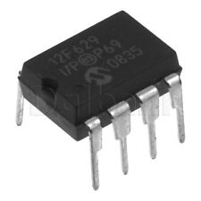 Pic12f629 Ip Original Microchip Risc Microcontroller