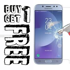 2 in 1 Tempered Glass Film Screen Protector for Samsung Galaxy J5 2017 SM-J530F