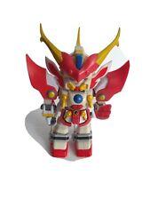 "Bandai SD Gundam Force Bakunetsumaru The Blazing Samurai 6"" Action Figure"