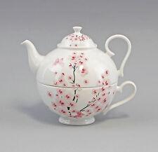 52340 porzellanteegarnitur Tea For One Set Fiore di Ciliegio Jameson & Tailor