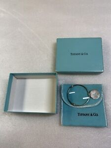 RARE VINTAGE Tiffany & Co. Sterling Silver MAGNIFYING GLASS with Box!!