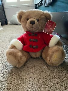 2013 Sebastian Harrods Christmas Bear
