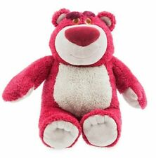 Authentic Disney Toy Story 3 Lotso Bear Plush Doll Strawberry Scented Toy 31cm