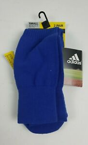 adidas Rivalry Field Socks Small Shoe Size 13C - 4Y