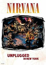 NIRVANA MTV UNPLUGGED IN NEW YORK DVD REGION 0 PAL NEW