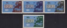 Local- Isle of Man Calf of Man United Nations 1964 Set of 4   -sr