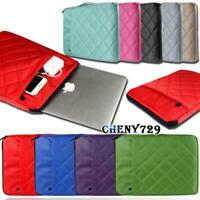 For Apple Macbook Air/Pro/Retina iPad Soft Laptop Notebook Sleeve Case Hand Bag