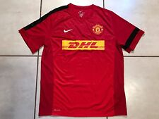 NIKE Manchester United Soccer Training  Jersey Men's XL