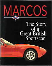 Marcos The Story of a Great British Sportscar by D Barber Jem Marsh company