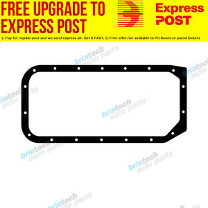 1979-08/1980 For Toyota T18 TE72 3T 3T-C Oil Pan Sump Gasket H