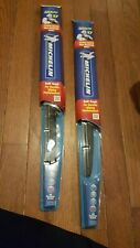 "Brand New Lot of 2 Michelin Stealth Wiper Blade, 17"" Hybrid Design 513837-1113"